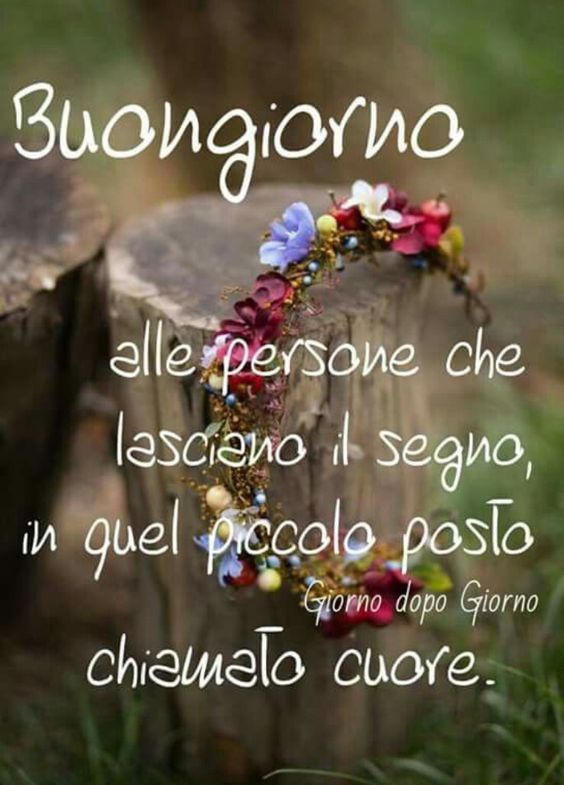 frasi buongiorno whatsapp