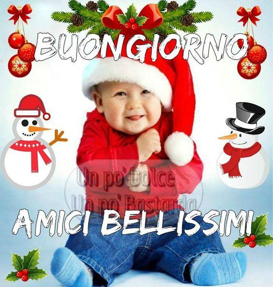 frasi buongiorno natalizie