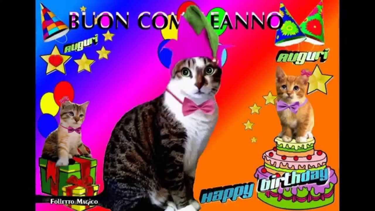 Immagini Di Buon Compleanno