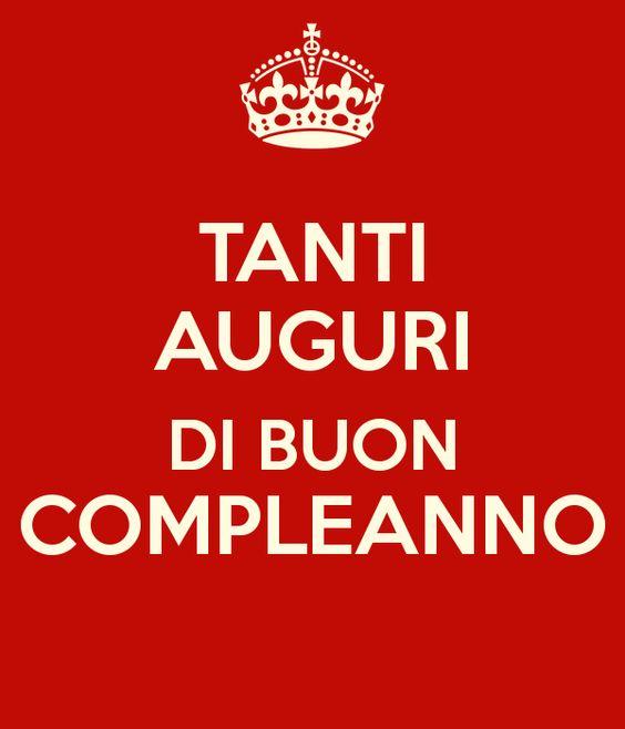 Immagini di buon compleanno for Immagini di keep calm