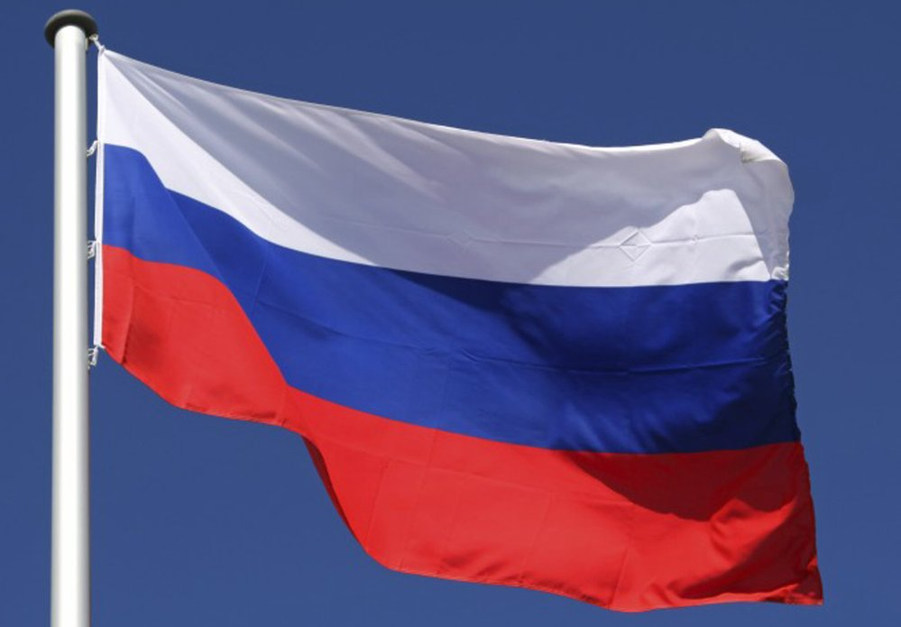 Colori Della Bandiera Russa