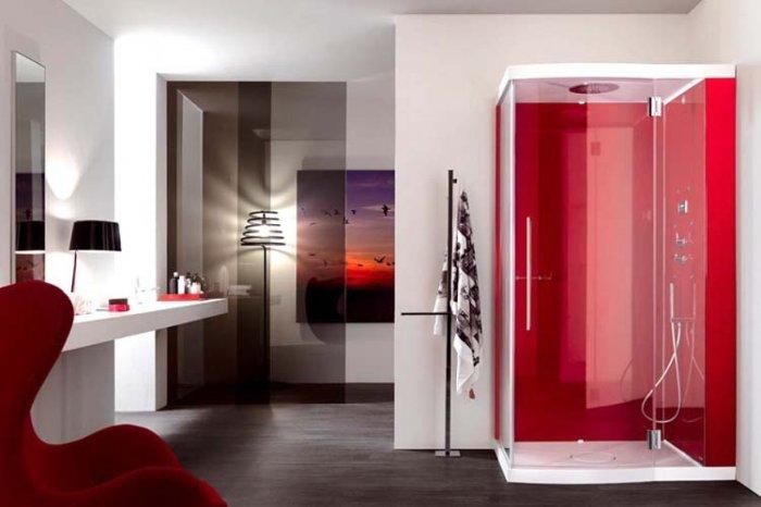 colori arredo bagno - Arredo Bagno Colore Rosa