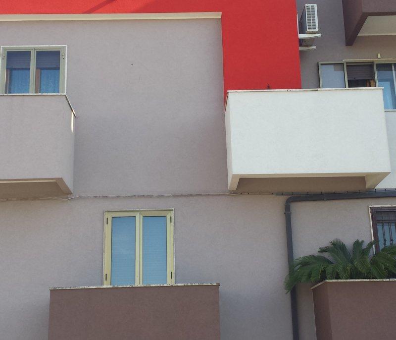 Amato Colori parti condominiali: Facciate esterne e pareti interne HN23