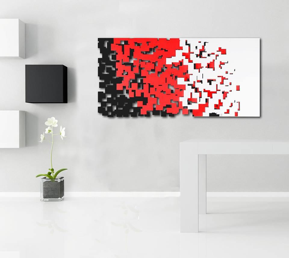 Quadri moderni per arredo for Arte e arredo