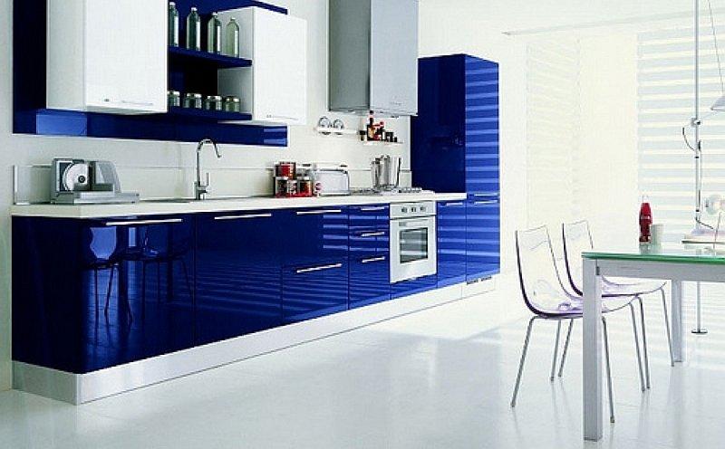 Cucina: come abbinare i colori delle pareti e dei mobili
