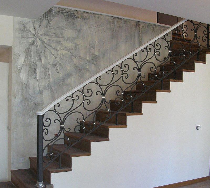 Dipingere scale interne ny13 regardsdefemmes - Colori per muro interno ...