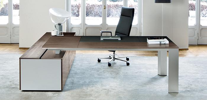 Abbinare i colori delle pareti ai mobili per ufficio for Mobili ufficio scrivania