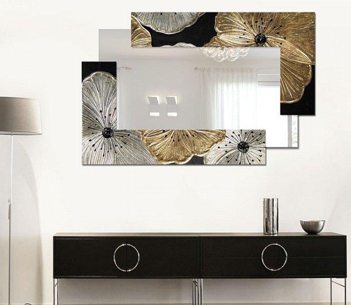 Specchi da parete: Colori, luci,abbinamenti