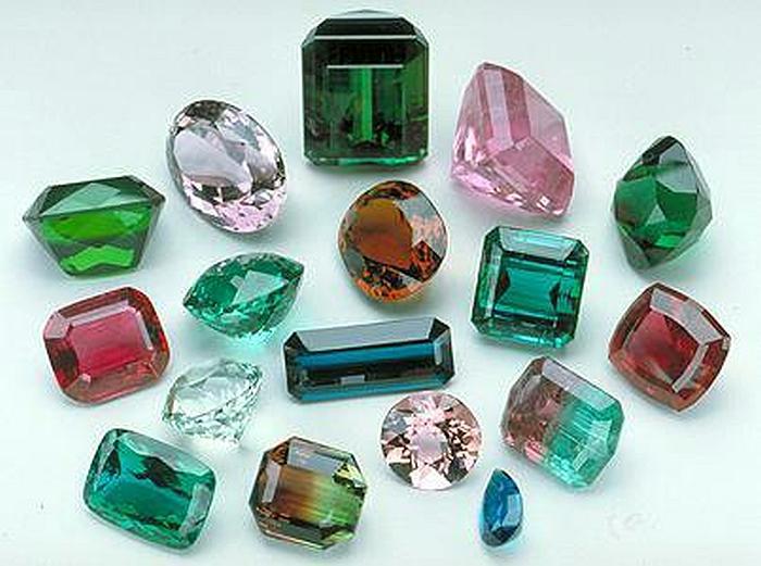 Estremamente Colori delle pietre preziose VH55