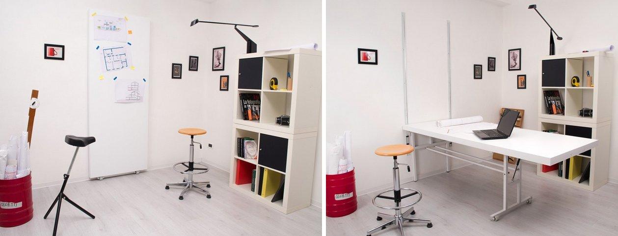 spesso Colori pareti ufficio YK09