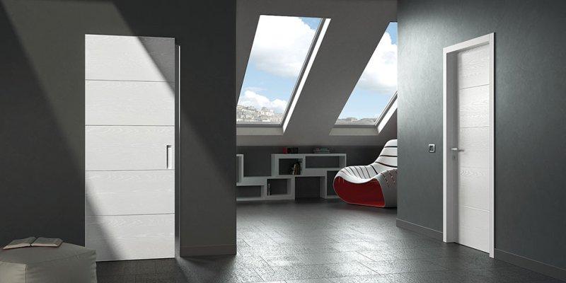 Come abbinare porte finestre e pavimento - Finestre bianche ...