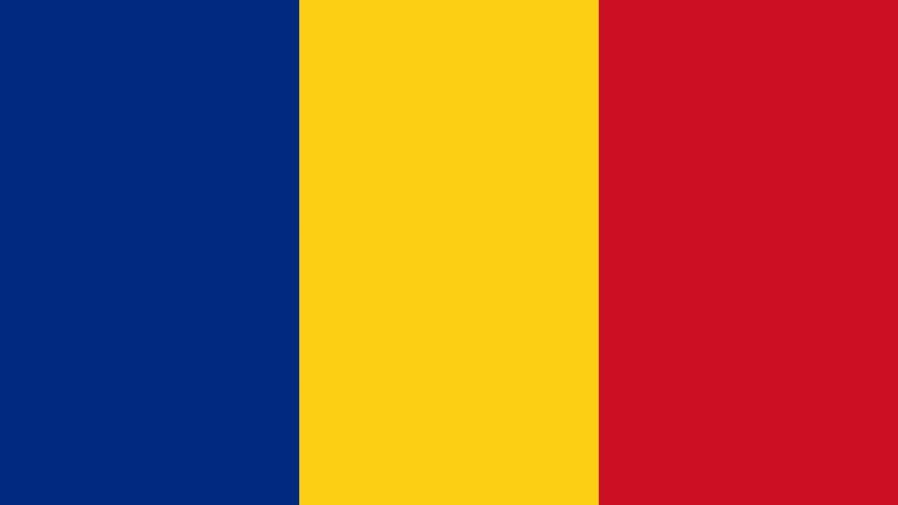 Colori della bandiera della romania for Colori del rivestimento della baracca