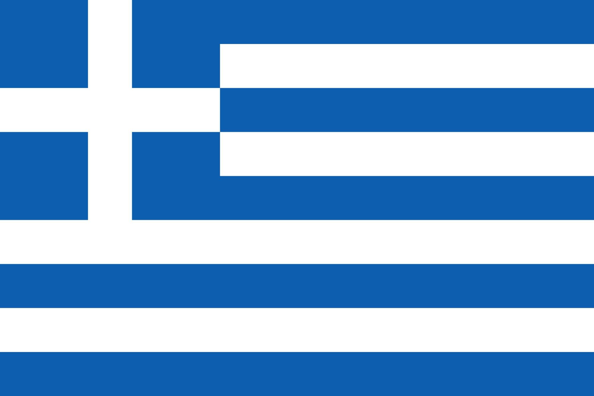Colori della bandiera della grecia for Colori del rivestimento della baracca