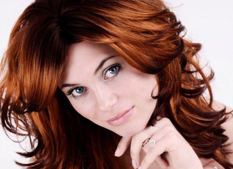 Eccezionale Colorazione capelli castani YA06