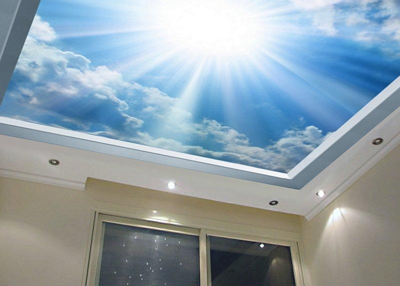 Colore del soffitto o del solaio
