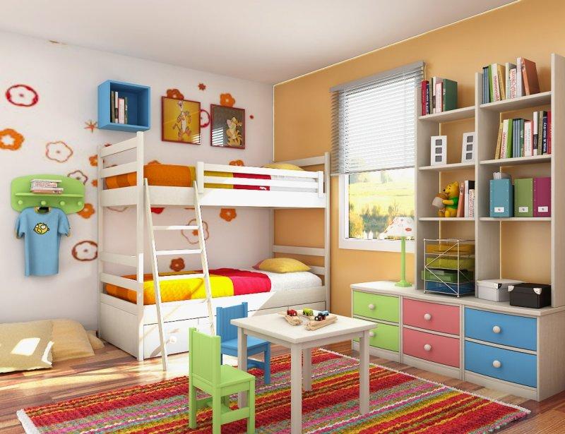 Souvent Colori pareti camerette NL15