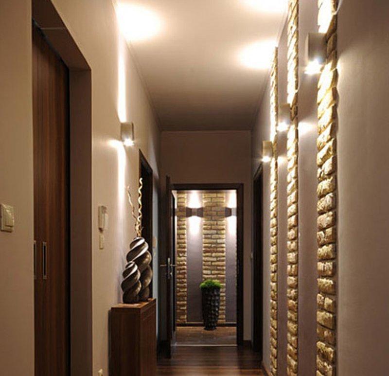 Come illuminare la casa - Illuminazione ingresso casa ...