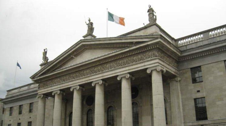 Colori della bandiera dell 39 irlanda for Colori del rivestimento della baracca