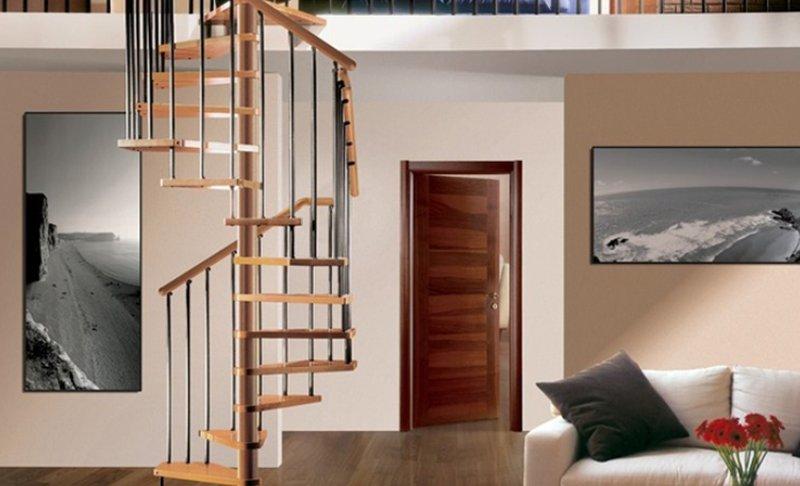 Come scegliere le scale per interni for Tipi di arredamento