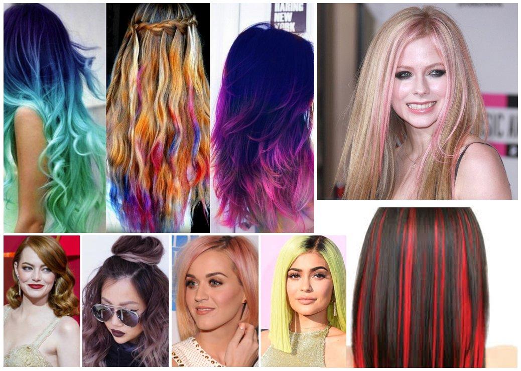 Colore capelli per ogni stagione for Tinte per capelli non nocive
