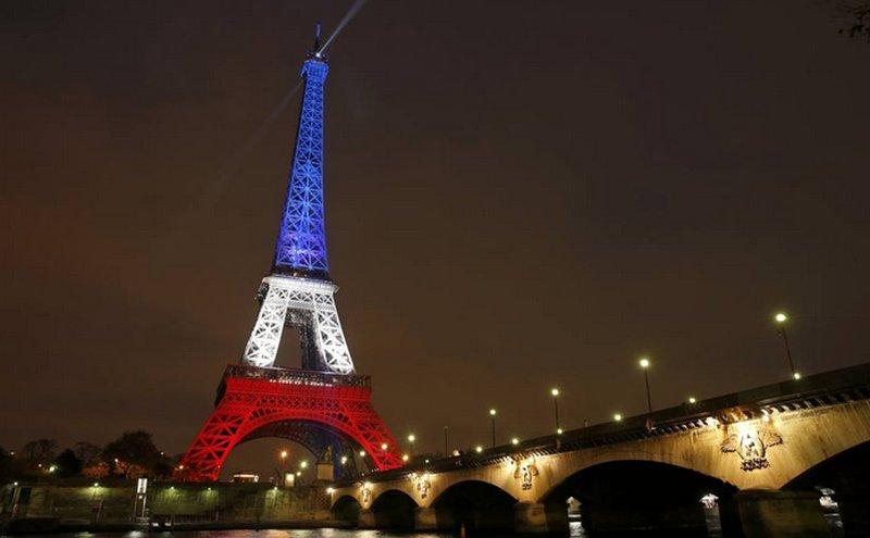Colori della bandiera francese - Simboli di immagini della francia ...