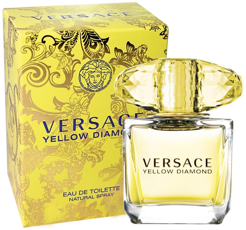 yellow-diamond-versace