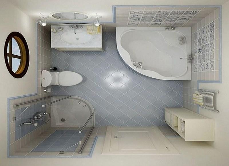 Colori Per Arredare Il Bagno : Idee per arredare un bagno piccolo