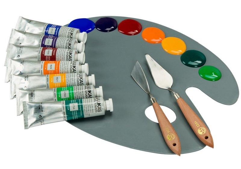 Diluire i colori acrilici: come, quando e perché farlo ...