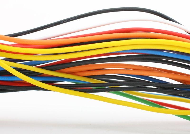 Colori fili elettrici impianti civili trendy milano riparazioni guasti colori fili impianto - Colori cavi elettrici casa ...