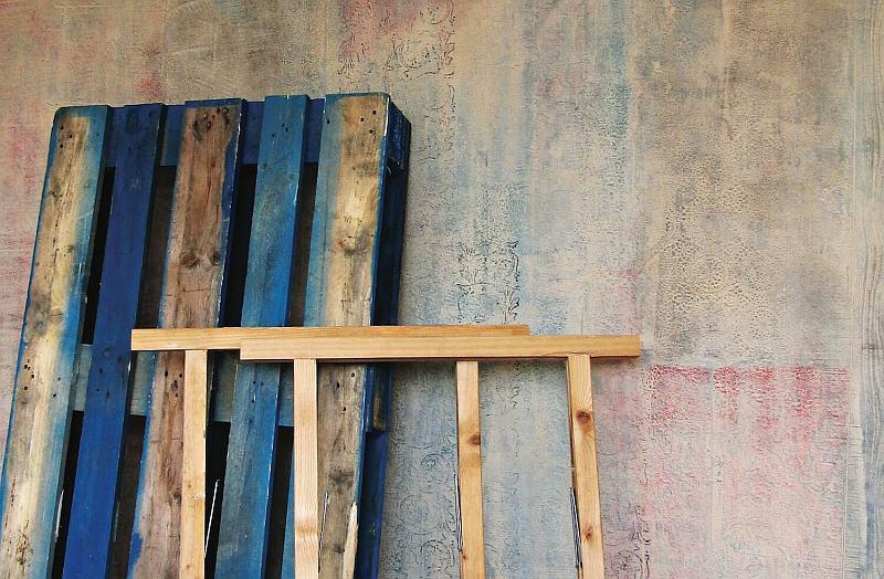Pareti In Legno Shabby : Colori shabby