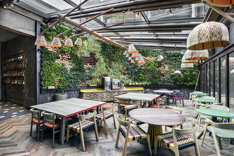 Cucina come abbinare i colori delle pareti e dei mobili for Arredare un ristorante