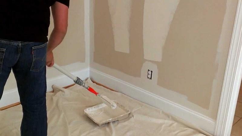 Come dipingere una parete la guida - Guida da parete ...
