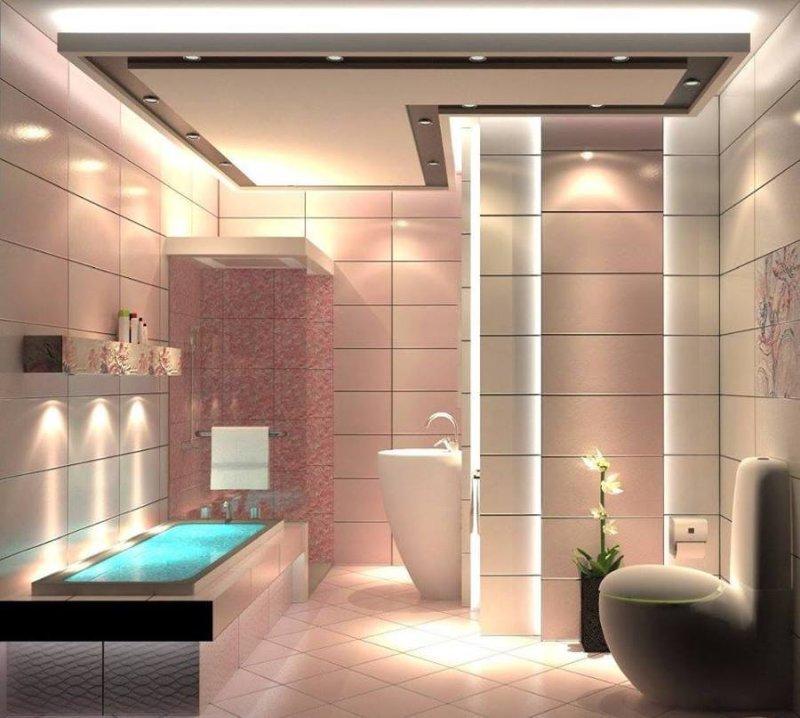 Buonissima giornata - Punti luce per bagno ...