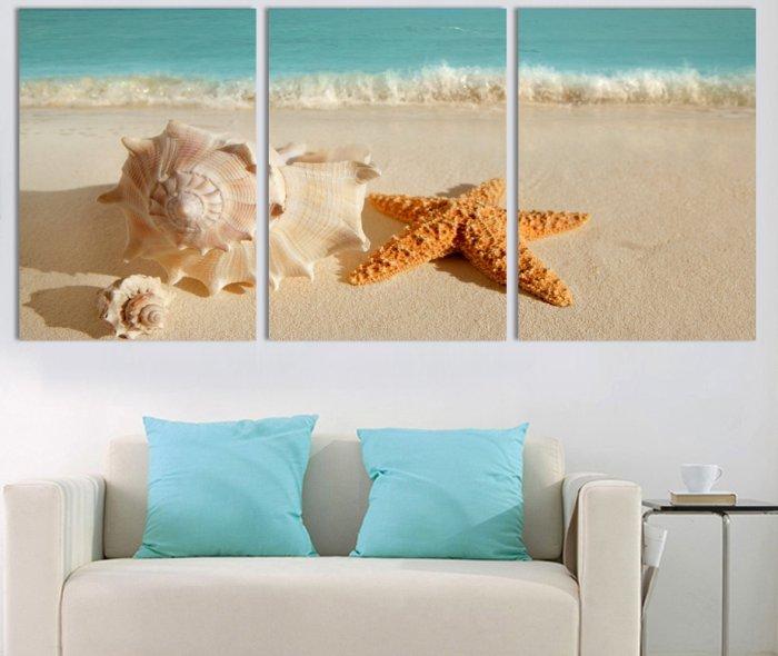 Abbinare i colori dei quadri a pareti e arredo for Quadri d arredo