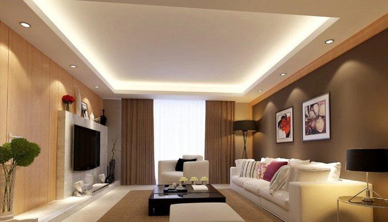 Illuminazione a led per interni ed esterni for Arredamento illuminazione interni
