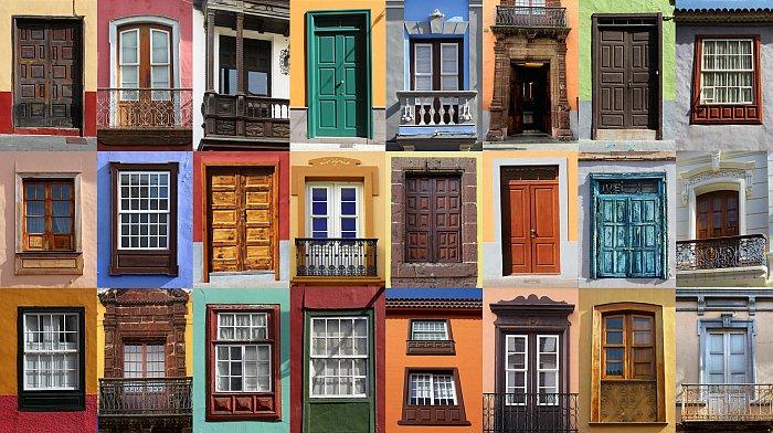 Abbinare i colori di infissi e serramenti in legno pvc o for Abbinamento colori arredamento