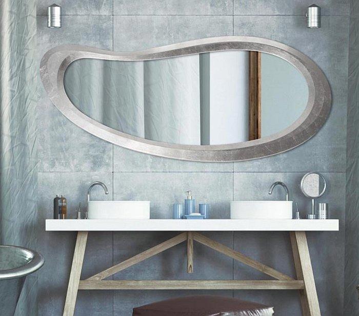 Specchi A Parete Moderni.Specchi Da Parete Colori Luci Abbinamenti