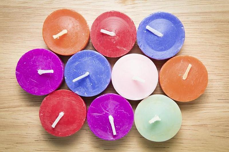 Il Colore Delle Candele.Colori Candele I Significati