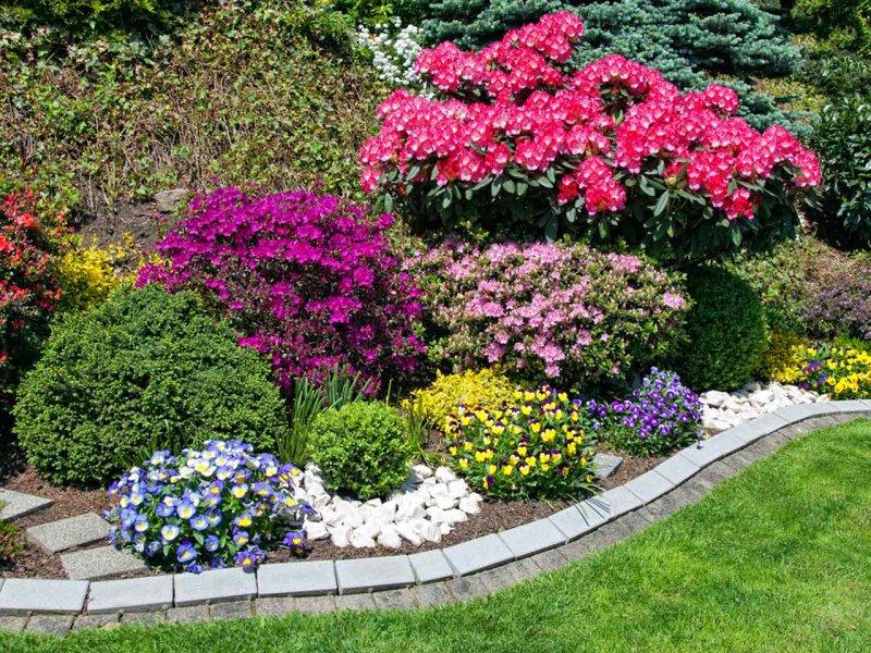 Arredamento del giardino all inglese ispiratevi con queste idee