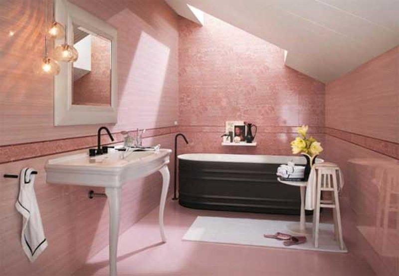 bagno,rosa,significato