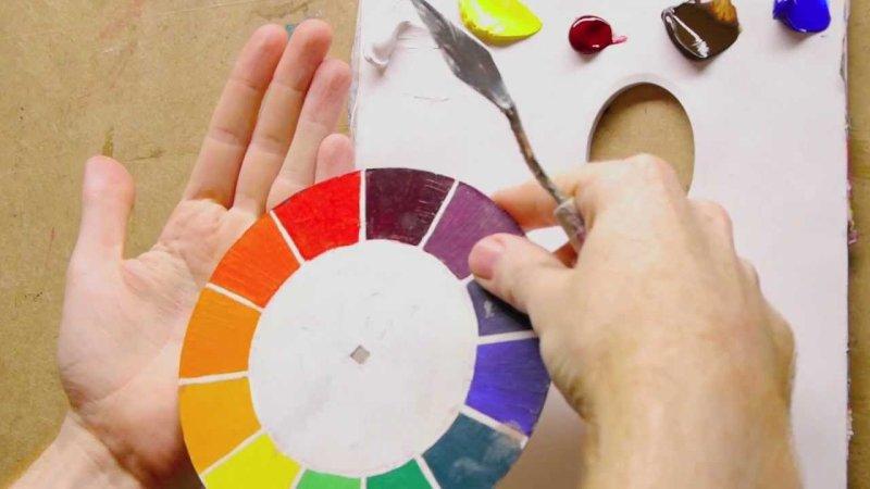 Come usare i colori acrilici | Guida pratica con tecniche ...