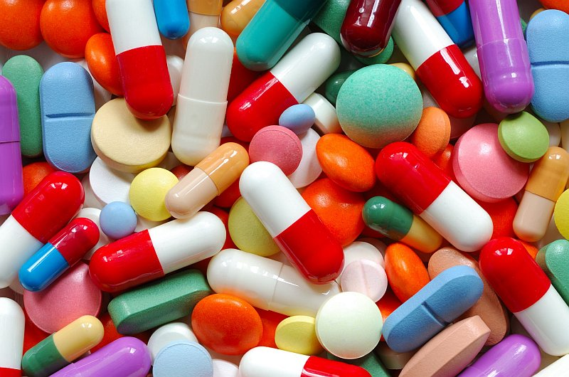 Colori e farmaci b79c3c0bee69