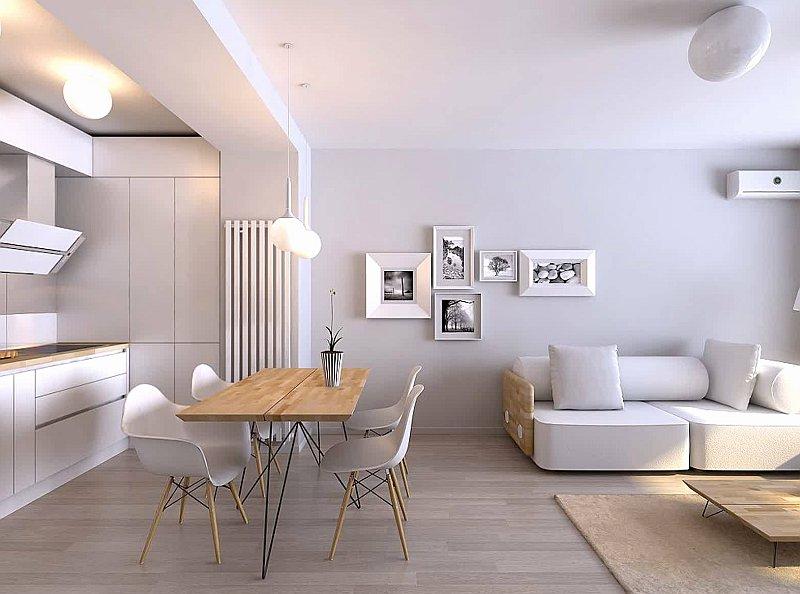 Colori pareti salotto for Colori moderni per pareti