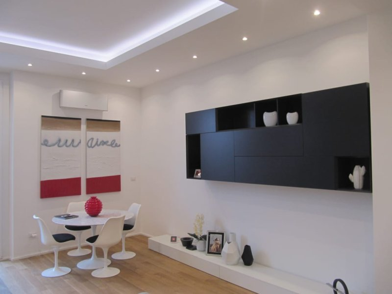 Scegliere i punti luce per una casa moderna for Progetto appartamento moderno