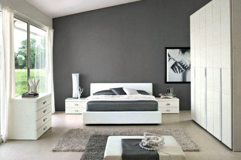Colori camere da letto moderne - Colore in camera da letto ...