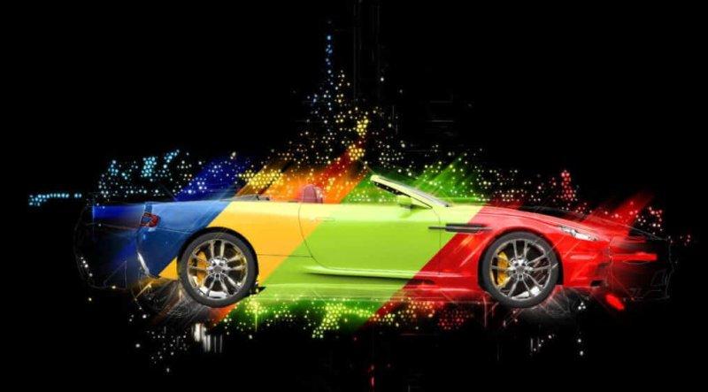 Colori Vernici Auto : Codici colori auto