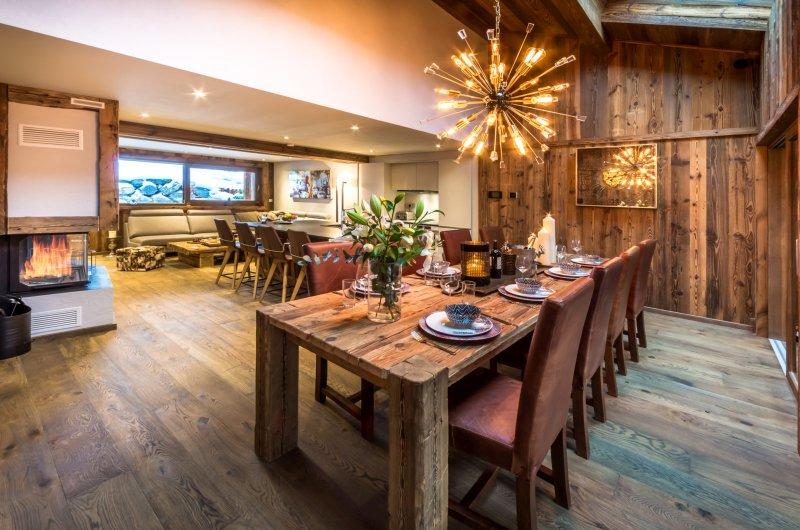 Cucina come abbinare i colori delle pareti e dei mobili for Come arredare una casa in legno