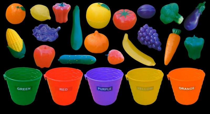 teach-les-couleurs-pour-enfants-jeu-fruits de couleur
