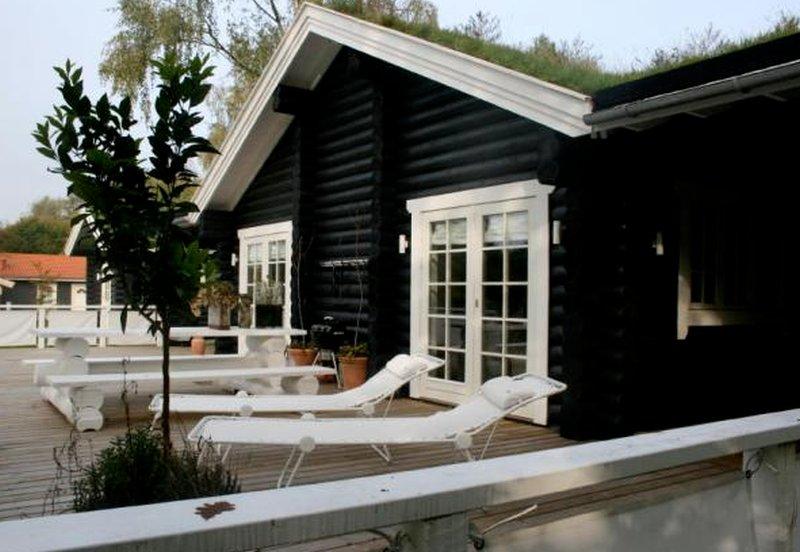 Colori case prefabbricate in legno la guida
